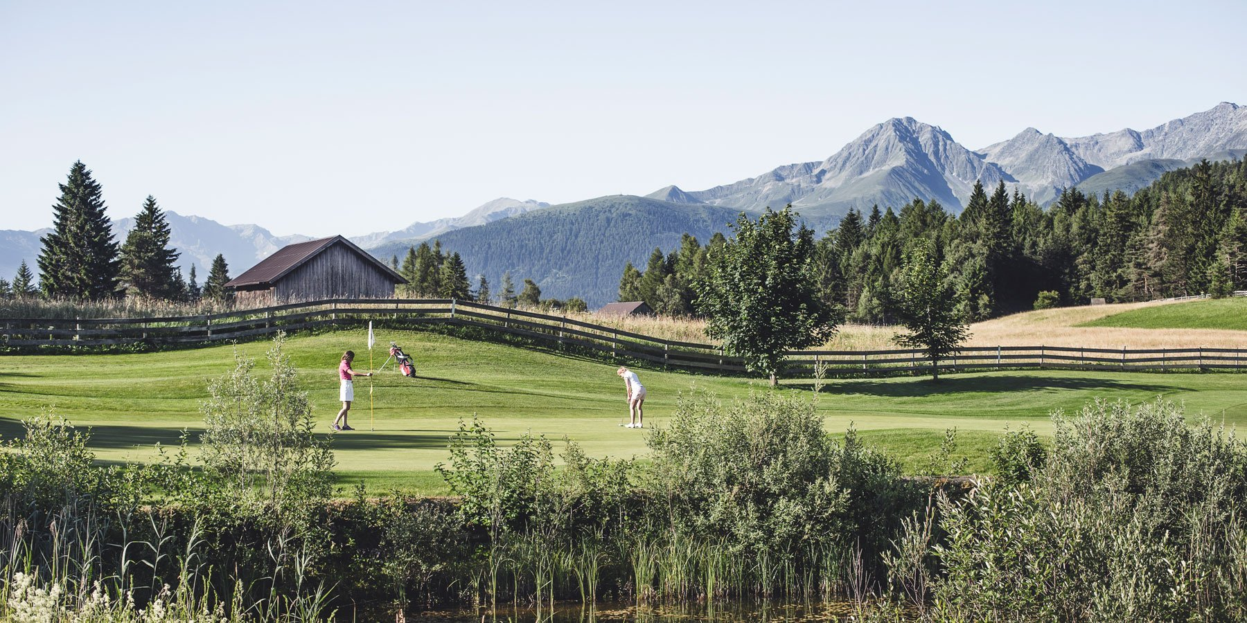 Golfplatz Seefeld