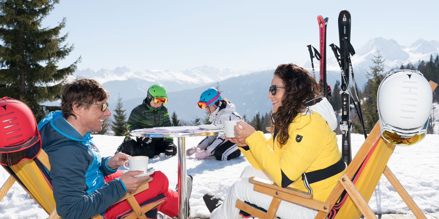 Familien Skiurlaub in Seefeld