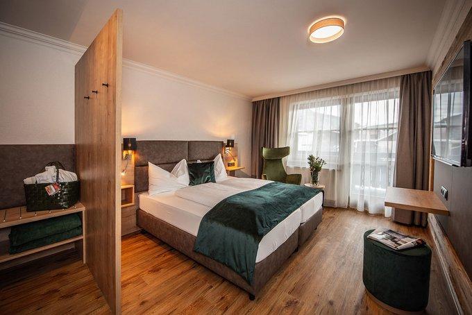 Doppelzimmer Alpin