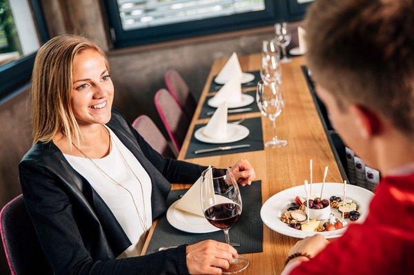 Kulinarik im Hotel Bergland