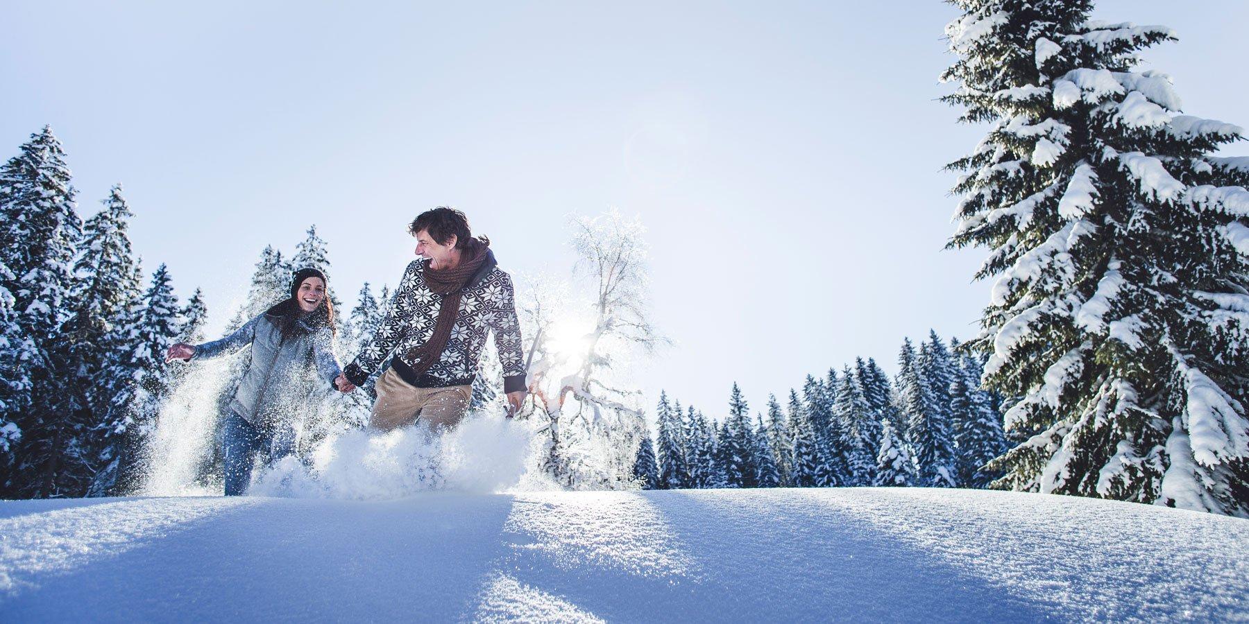 Winterurlaub in Seefeld
