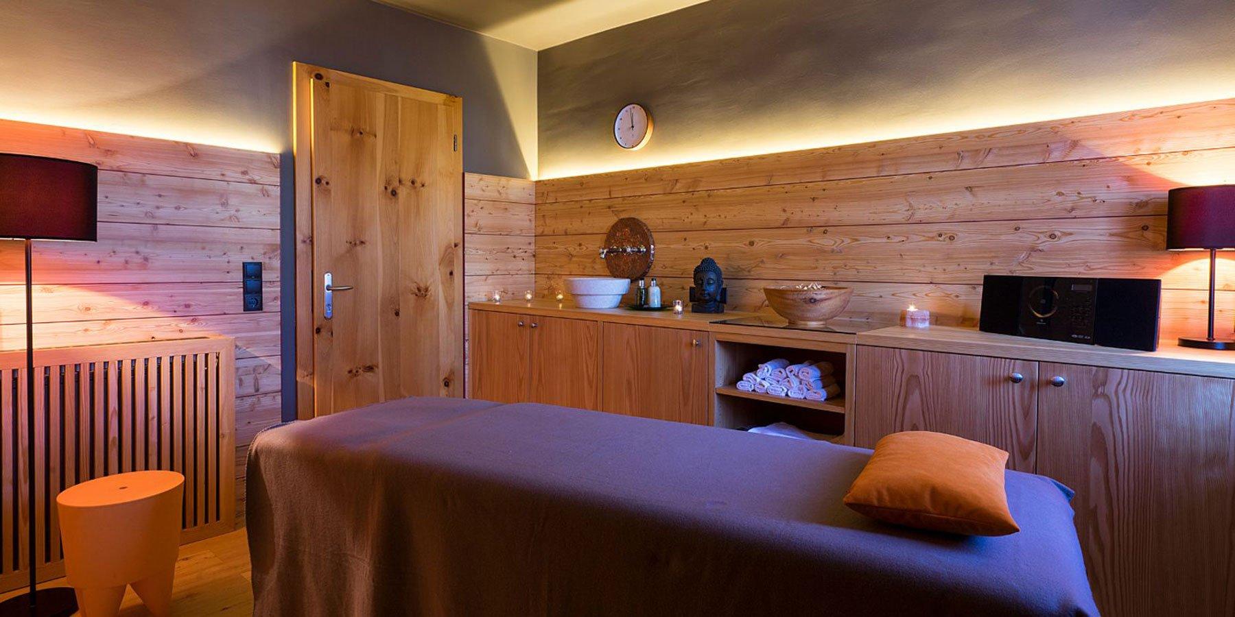 Massage Behandlungen