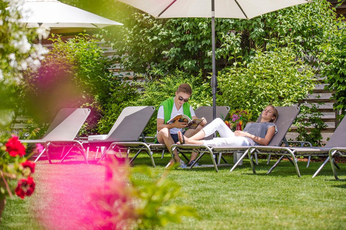 Entspannen im Hotel Bergland Seefeld