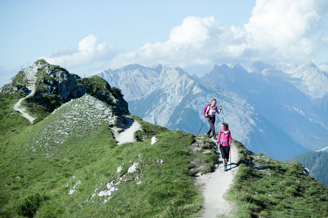 Wandern in Seefeld