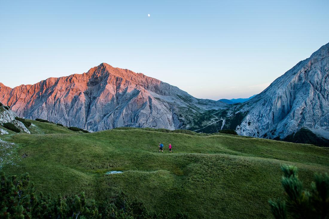Wanderungen im Karwendel Naturpark