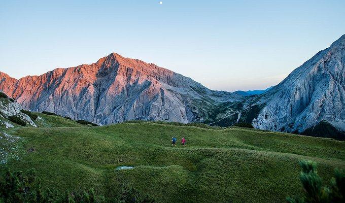 Bergland Sommerurlaub