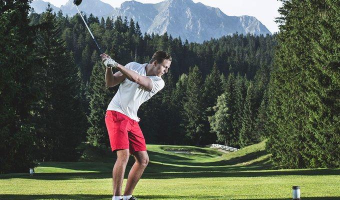 Golf Hotel in Tyrol