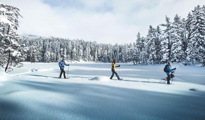 Bergland Winterurlaub
